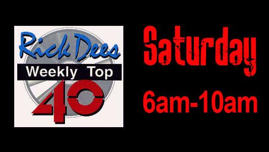 rick dees top 40 radio hits
