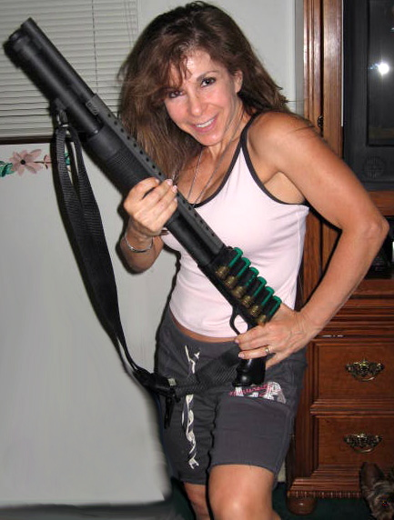Me and my friend, Mr. Mossberg 500 - Want some?