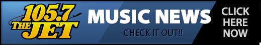 KJET MUSIC NEWS