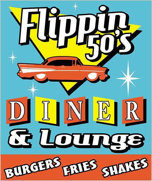 Flippin 50's