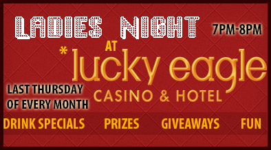 Lucky Eagle Ladies Night