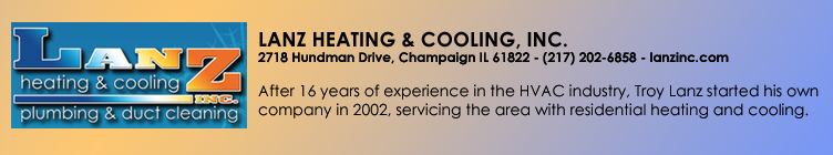 Lanz Heating & Cooling, Inc.
