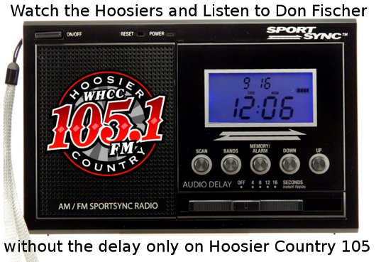 SportSync - Hoosier Country 105 :: Today's Best Country